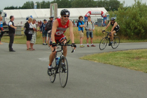180km Bike - Ch'triman Triathlon 2015