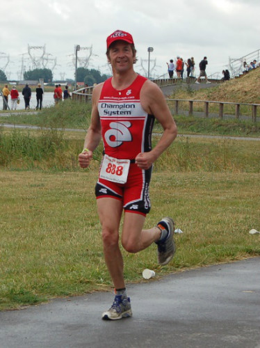 42km run - Marathon - Ch'triman 2015 triathlon